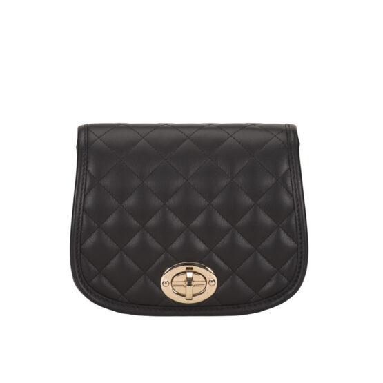 tsanta petit bag black italian handmade-1