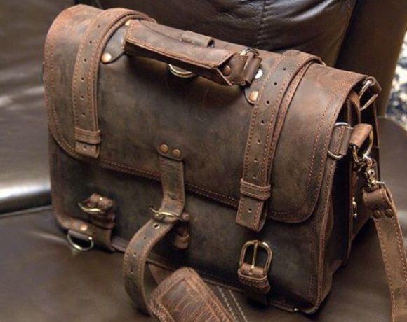 Πως να καθαρίσετε την παλιά σας τσάντα