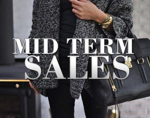 Απίστευτες mid term sales έως και 20% σε επώνυμες τσάντες!
