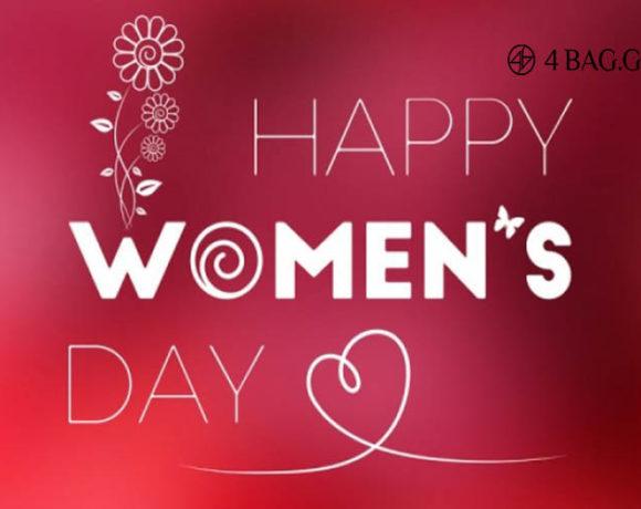 Στη γιορτή της γυναίκας κάντε το κατάλληλο δώρο στον εαυτό σας!