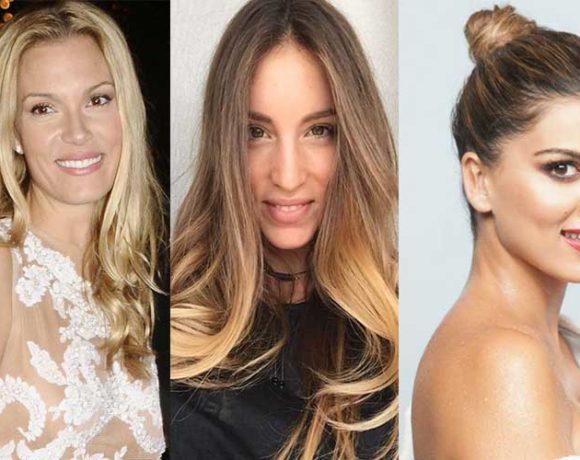 Τσάντες Thrussardi Jeans επιλέγουν οι Ελληνίδες celebrities