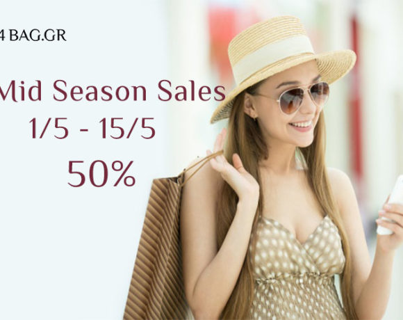 Mid season sales: Εκπτώσεις έως 50% στις αγαπημένες σας τσάντες 4bag