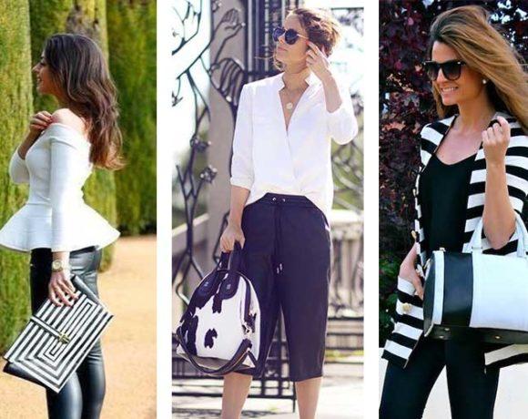 Black & White τσάντες