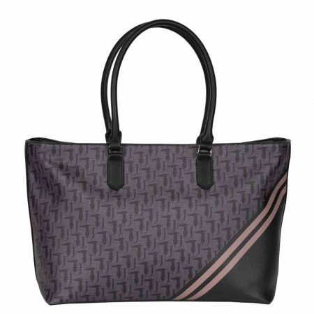 trussardi grey black
