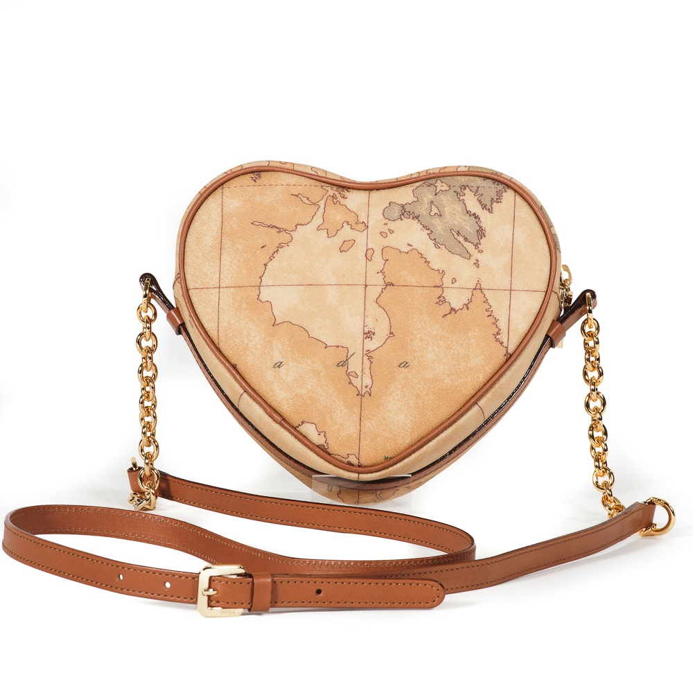 "ALVIERO MARTINI ""HEART""CROSSBODY BAG-CD012-6000"