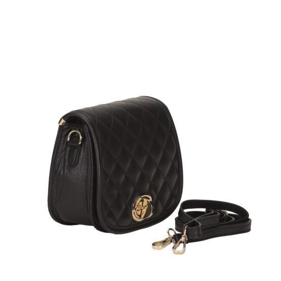 tsanta petit bag black italian handmade-2