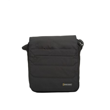 ΤΣΑΝΤΑ ΩΜΟΥ SHOULDER BAG NATIONAL GEOGRAPHIC N00707-06 BLACK