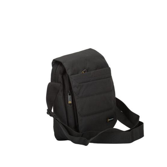 ΤΣΑΝΤΑ ΩΜΟΥ SHOULDER BAG NATIONAL GEOGRAPHIC N00707-06 BLACK