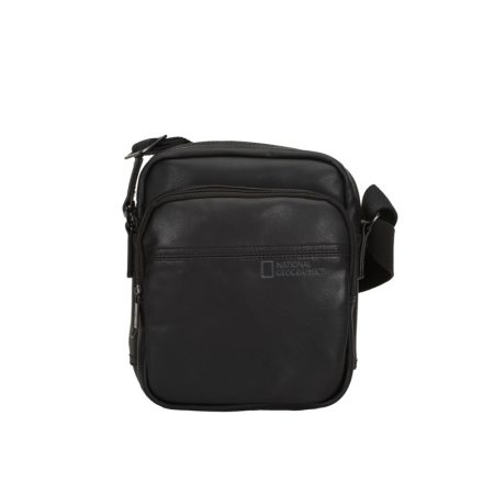 ΤΣΑΝΤΑ ΩΜΟΥ UTILITY BAG NATIONAL GEOGRAPHIC N00802-06 BLACK