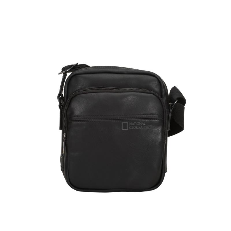 ΤΣΑΝΤΑ ΩΜΟΥ UTILITY BAG NATIONAL GEOGRAPHIC N00802-06 BLACK