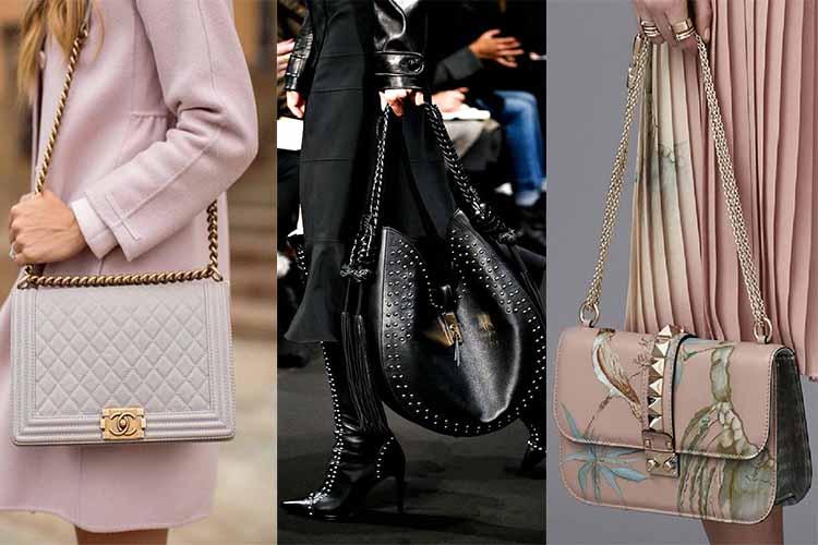 Αποκτήστε την καλύτερη τσάντα με αλυσίδα από το ηλεκτρονικό κατάστημα της 4bag!