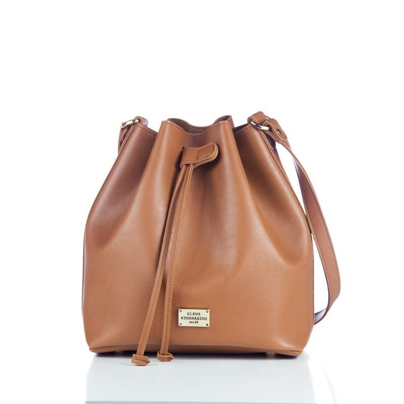 tsanta pougi pouch bag soft cognac-1