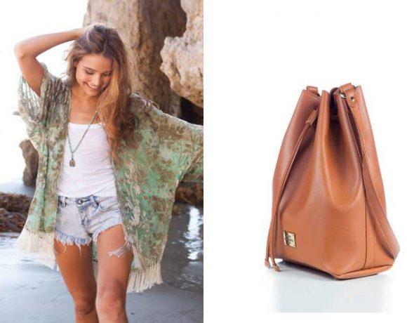 Δώστε bohemian chic στυλ στο καλοκαίρι σας με τσάντες πουγκιά bd9dcdf9c0b