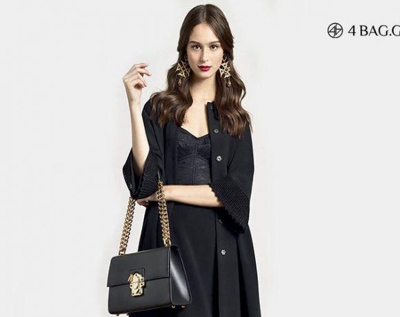 Οι καλύτερες μαύρες τσάντες της αγοράς και πως να τις ταιριάξετε