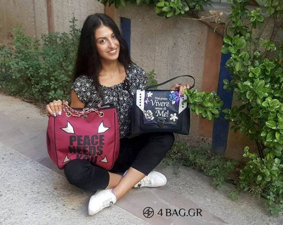 Νέα τσάντα ώμου και νέα τσάντα χειρός Le Pandorine