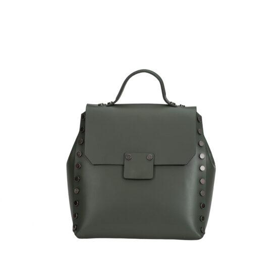 backpack prasino italian handmade-1