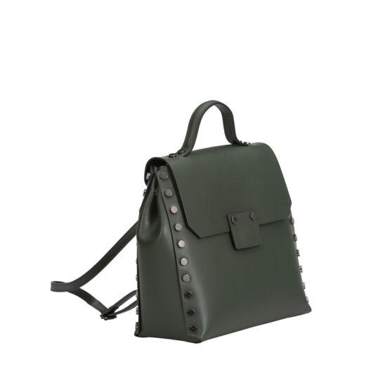backpack prasino italian handmade-2