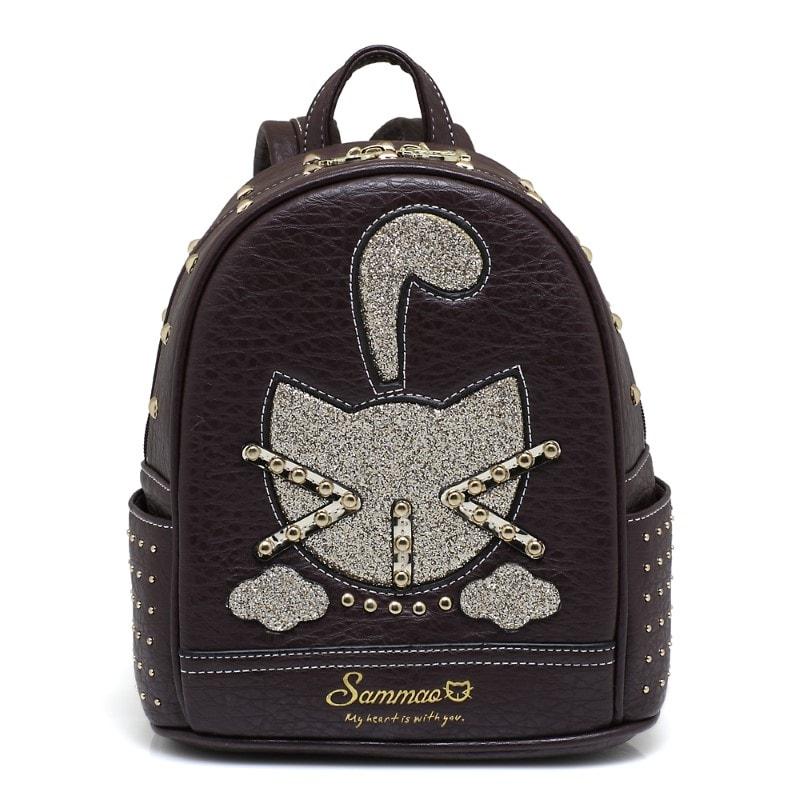backpack sammao brown-1