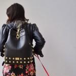 backpack black ea-3