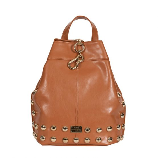 backpack cognac elena athanasiou