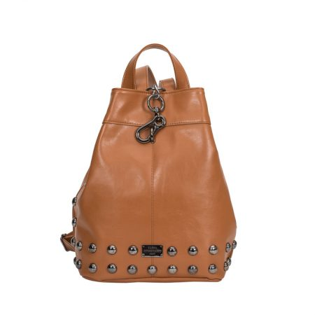 backpack elena athanasiou cognac-1