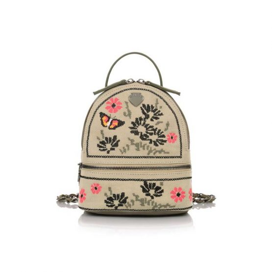backpack beige le pandorine-1