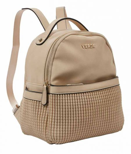 backpack ivory verde