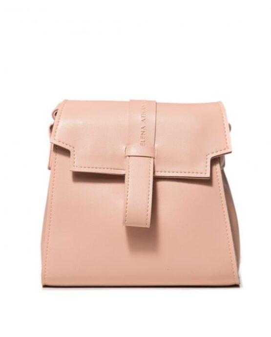 ballerina mini baby pink backpack ea