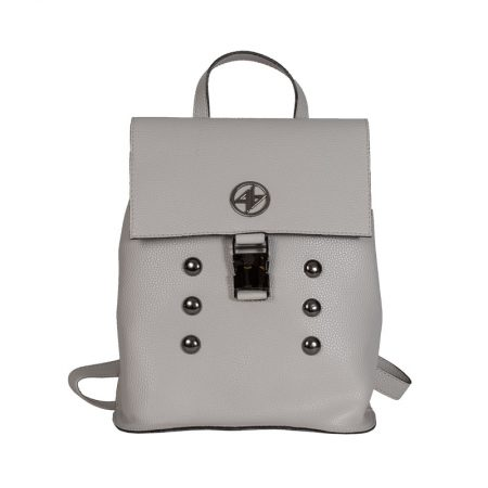 backpack greek handmade grey