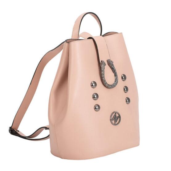 backpack greek handmade pink-1