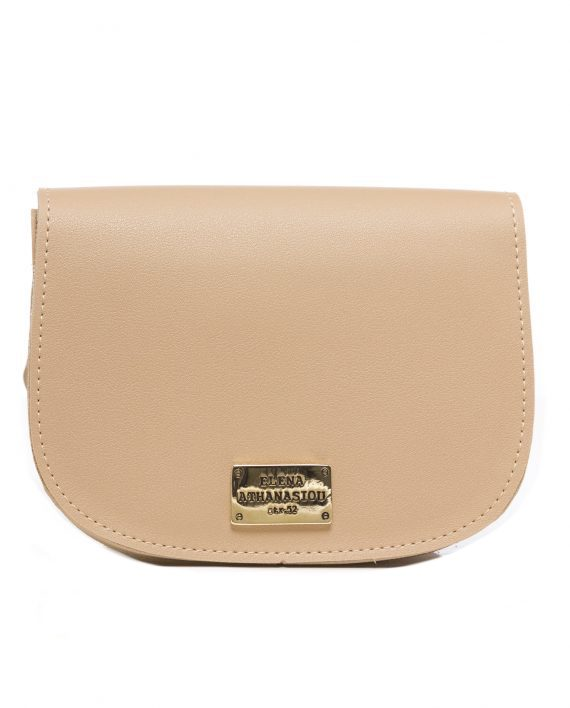 double belt bag vachetta