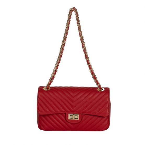 tsanta omou red italian handmade