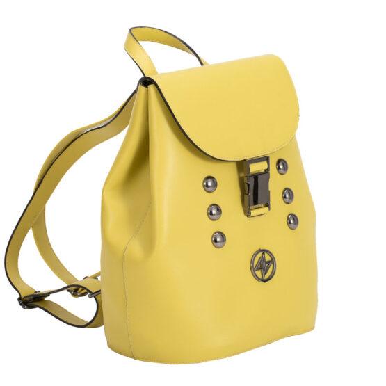 yellow backpack gr.handmade-1