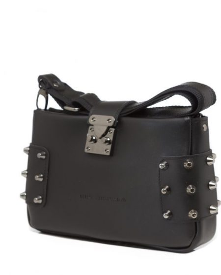 city lady black bag ea