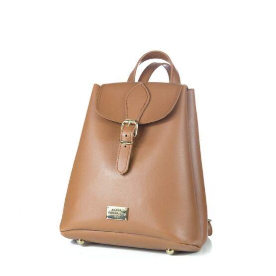 mini backpack cognac ea-1