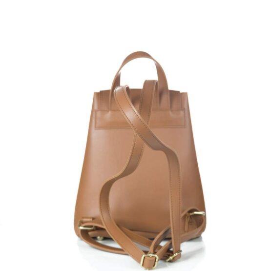 mini backpack cognac ea-2