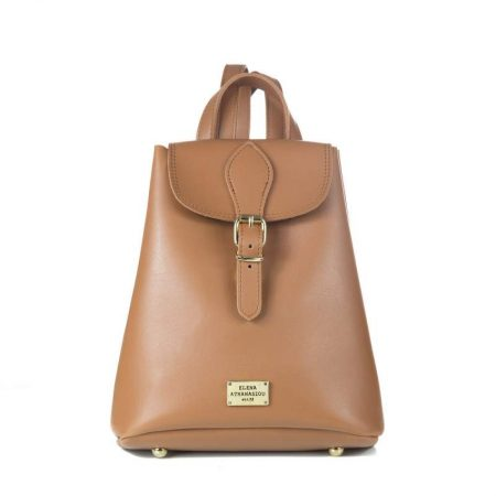 mini backpack cognac ea