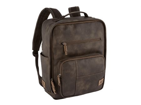 backpack camel brown