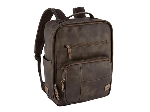 backpack camel brown