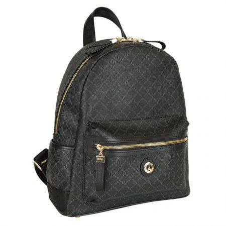 sakidio platis backpack black la tour eiffel