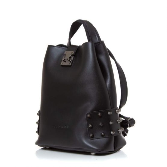 city lady backpack black-1