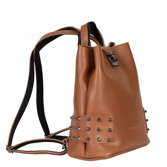 city lady backpack cognac ea-1