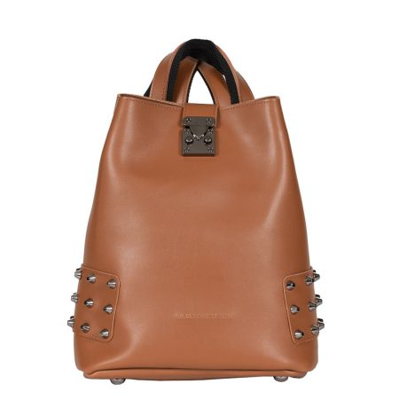 city lady backpack cognac ea