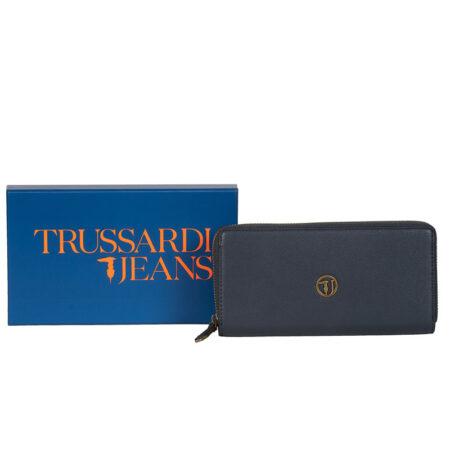 portofoli blue trussardi jeans