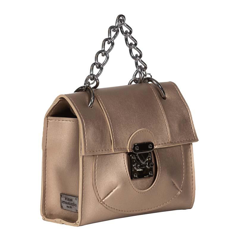 tsantaki lady mini gold ea bags