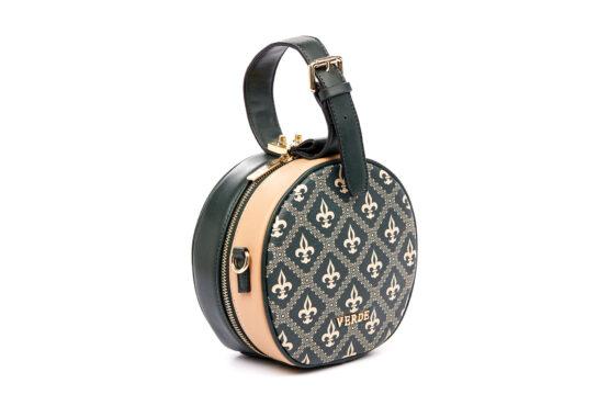 circle bag green