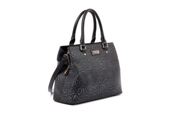 handbag-omou verde-black