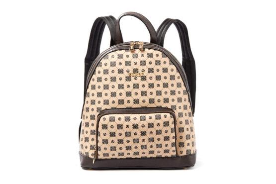 logo backpack camel verde-1