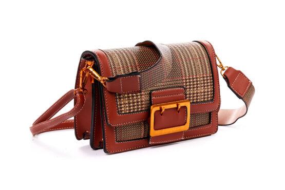 shoulder bag brown verde
