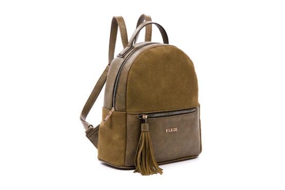 verde bag olive backpack